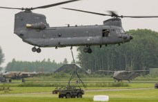Boeing CH-47F Chinook 414 D-892 Netherlands air force