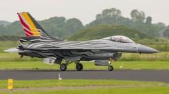 General Dynamics SABCA F-16AM Fighting Falcon 401 FA-123 Belgian air force
