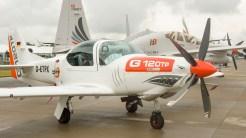 Grob G-120TF D-ETPX Grob company