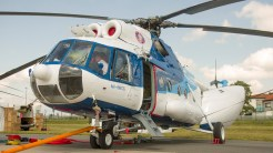 Mil Mi-8MSB UR-MSF Motor Sich