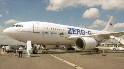 Airbus A310-304 F-WNOV NovSpace CNES