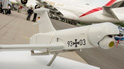 Airbus KZO Drone 93+03 German air force