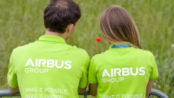 Airbus employees
