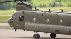Boeing Chinook HC4A 352 ZH893 UK air force