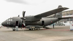 Alenia C-27J Spartan CSX62127 Alenia s