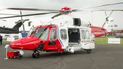 AgustaWestland AW-189 Bristow Helicopters HM Coastguard G-MCGR s