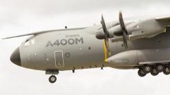 Airbus A400M Atlas EC-406 Airbus