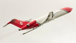 Boeing 727-2S2FAdv RE Super 27 G-OSRA Oil Spill Response s