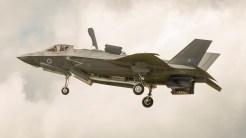 Lockheed Martin F-35B Lightning II ZM137 RAF