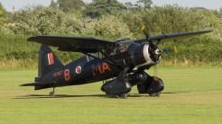 Westland Lysander Mk3A G-AZWT