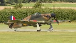 Hawker Hurricane Mk1 G-HUPW