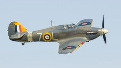 Hawker Hurricane Sea Hurricane G-BKTH