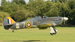 Hawker Hurricane Sea Hurricane G-BKTH