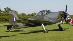 Percival P-56 Provost T1 G-KAPW XF603