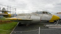 Gloster Meteor T7 WF784