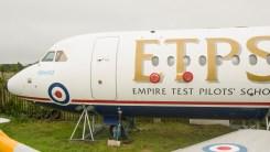 BAC 111-479FU One-Eleven ZE432 RAF