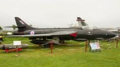 Hawker Hunter F6A XG160 RAF