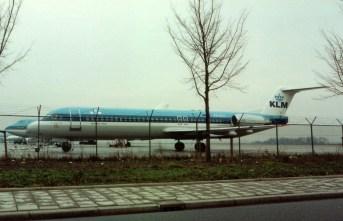 Fokker 100 PH-KLC KLM