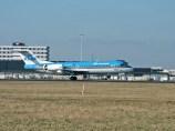 Fokker 70 PH-JCH KLM Cityhopper