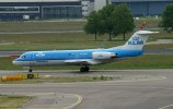 Fokker 70 PH-KZM KLM Cityhopper
