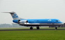 Fokker 70 PH-WXD KLM Cityhopper
