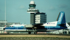 Fokker F.27-400 Friendship PH-KFE NLM Cityhopper