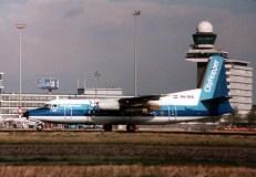 Fokker F.27-400 Friendship PH-SFA NLM Cityhopper