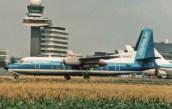 Fokker F.27-500 Friendship PH-KFL NLM Cityhopper