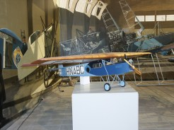 Model Fokker F.II H-NABC