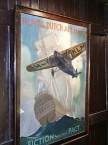 KLM affiche