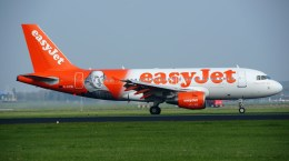 Airbus A319-111 G-EZBI easyJet