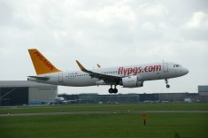 Airbus A320-251neo TC-NBJ Pegasus