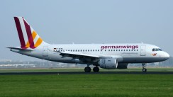 Airbus A319-112 D-AKNL Germanwings