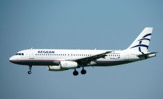 Airbus A320-232 SX-DGJ Aegean Airlines