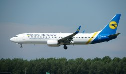 Boeing 737-86N UR-PSN Ukraine International Airlines