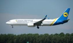 Boeing 737-86N UR-PSN Ukraine International Airlines
