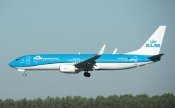 Boeing 737-8K2 PH-BGB KLM