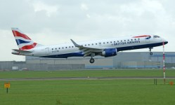 Embraer 190SR G-LCYW British Airways (BA CityFlyer)