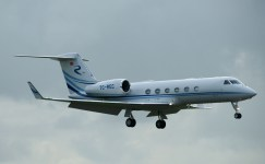 Gulfstream Aerospace G450 TC-REC Rec Aviation