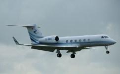 Gulfstream Aerospace G450 TC-REC Rec Aviation