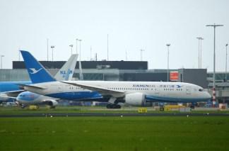Boeing 787-8 Dreamliner B-2763 Xiamen Airlines