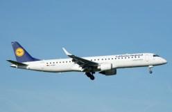 Embraer 195LR D-EABC Lufthansa Regional