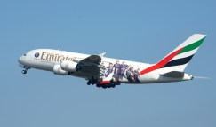 Airbus A380-861 A6-EOY Emirates