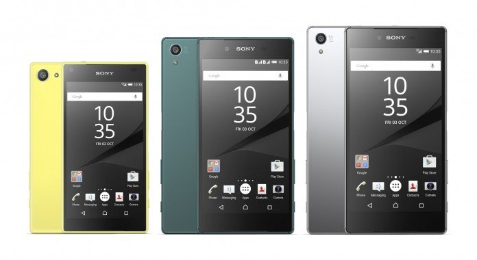 Sony Xperia Z5 getting updated to Android Marshmallow