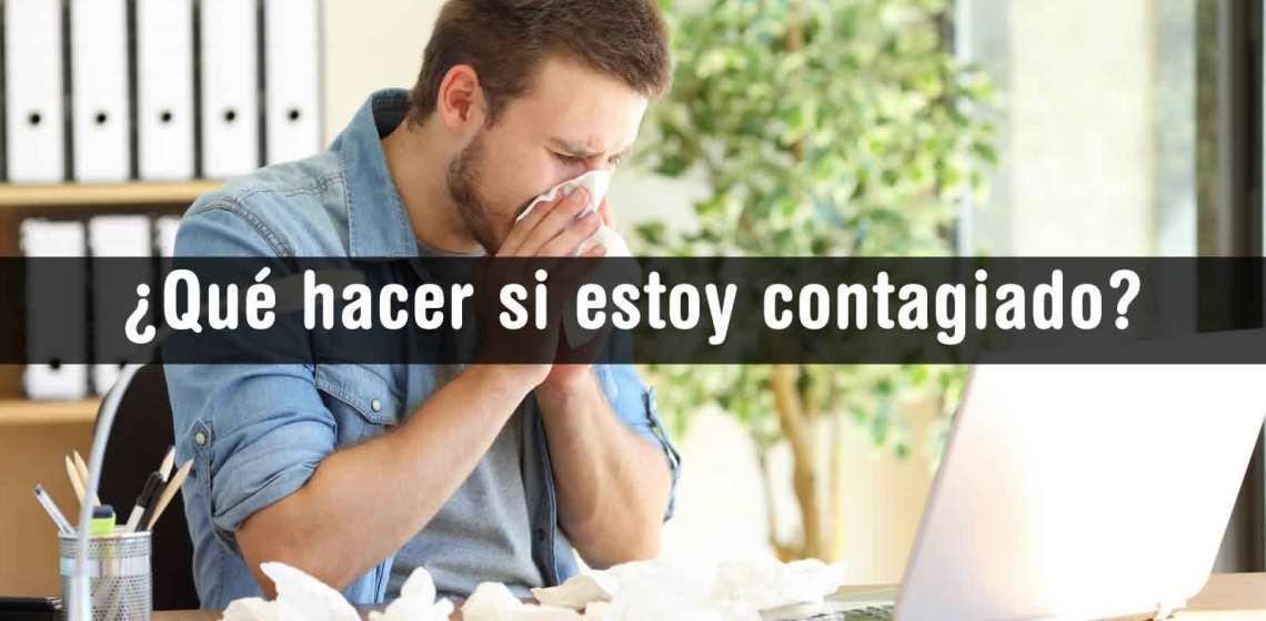 Medidas para evitar la propagación del Coronavirus si estás enfermo o tienes síntomas peru