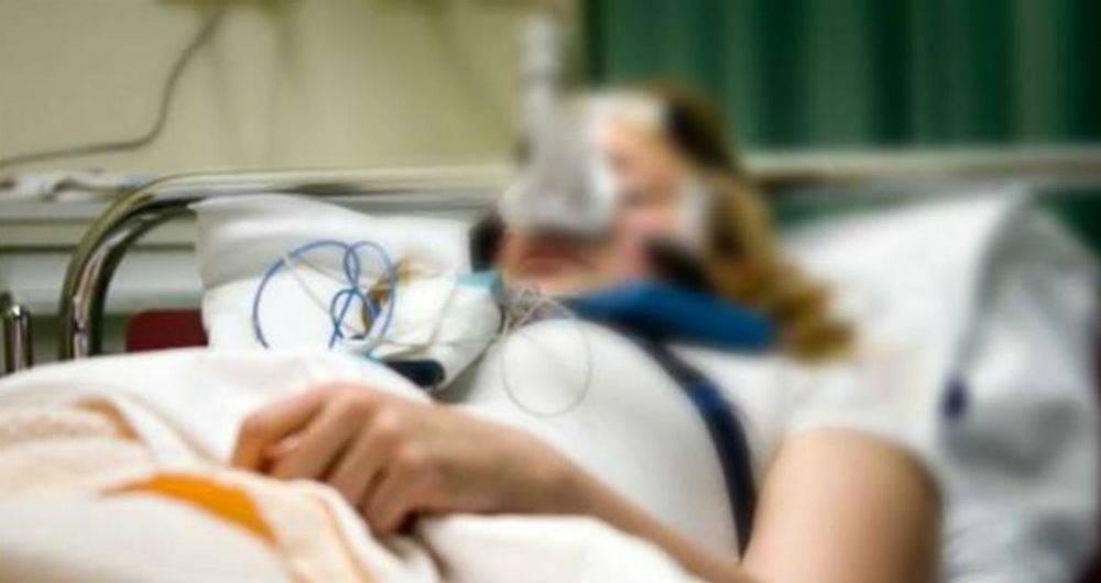 Mujer embarazada en grave estado por el Covid-19