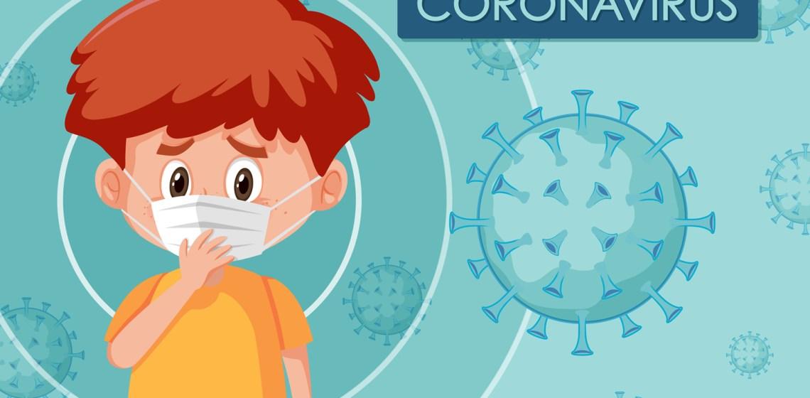 Niño de tres años infectado de Covid-19 en Tumbes
