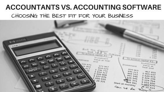 Accountants vs. Accounting Software