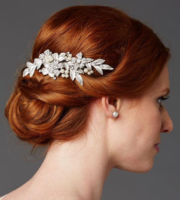 cassia crystal bridal hair comb