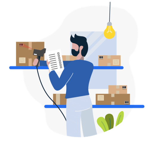 Inventory Barcoding and Tracking